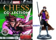 Marvel Chess Collection #48 Gambit Eaglemoss Publications